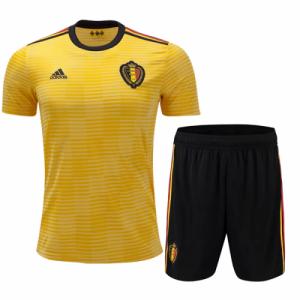2b8607637eb78 Futbalový dres Belgicko – set – hostia – MS 2018